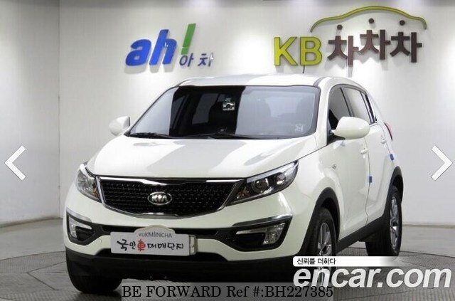 Used 2015 KIA SPORTAGE BH227385 for Sale