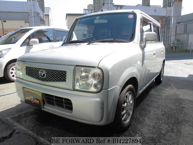 Used 2002 MAZDA SPIANO BH227894 for Sale