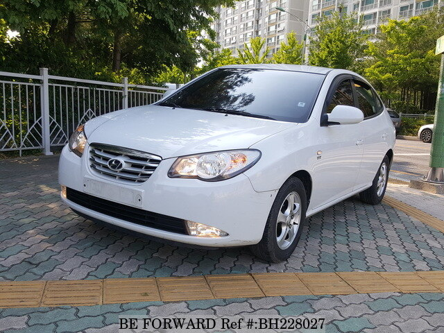 Used 2010 HYUNDAI AVANTE (ELANTRA) BH228027 for Sale