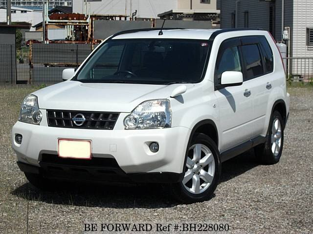 Used 2009 NISSAN X-TRAIL BH228080 for Sale