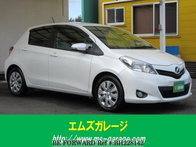 Used 2011 TOYOTA VITZ BH228142 for Sale