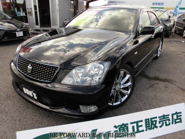 Used 2007 TOYOTA CROWN BH228198 for Sale
