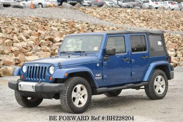 Used 2009 JEEP WRANGLER BH228204 for Sale