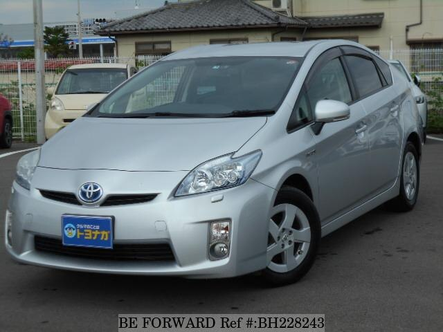 Used 2011 TOYOTA PRIUS BH228243 for Sale