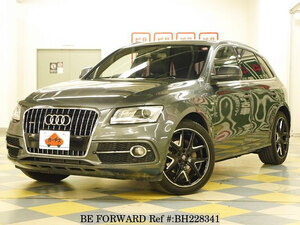 Used 2014 AUDI Q5 BH228341 for Sale