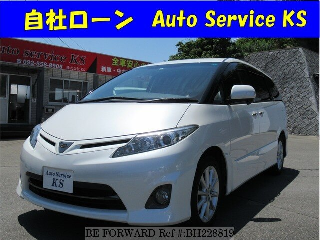 Used 2010 TOYOTA ESTIMA BH228819 for Sale
