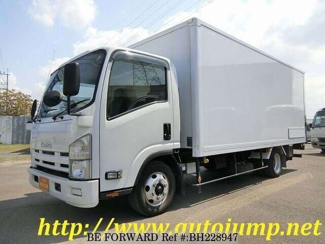 Used 2008 ISUZU ELF TRUCK BH228947 for Sale