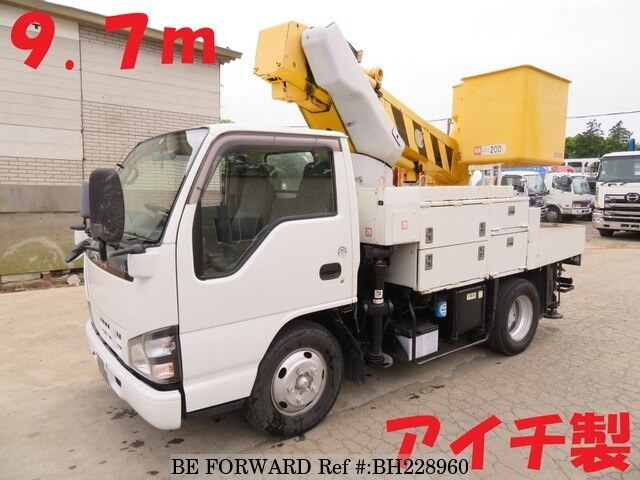 Used 2005 ISUZU ELF TRUCK BH228960 for Sale