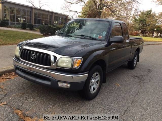 Used 2004 TOYOTA TACOMA BH229094 for Sale