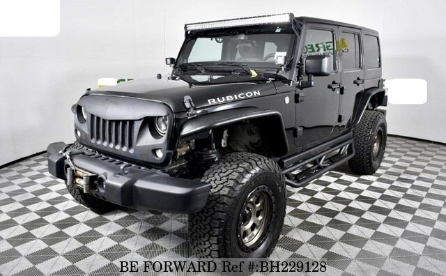 Used 2014 Jeep Wrangler Unlimited Rubicon Awd V6 For Sale Bh229128
