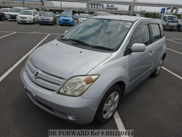Used 2003 TOYOTA IST BH230414 for Sale