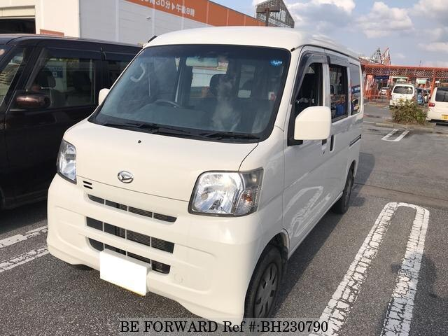 Used 2017 DAIHATSU HIJET CARGO BH230790 for Sale