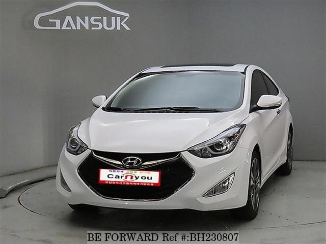 Used 2015 HYUNDAI AVANTE (ELANTRA) BH230807 for Sale