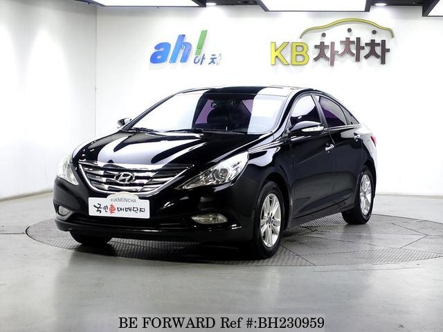Used 2011 HYUNDAI SONATA BH230959 for Sale