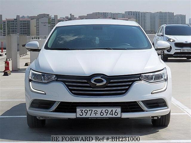 Used 2018 RENAULT SAMSUNG SM6 BH231000 for Sale