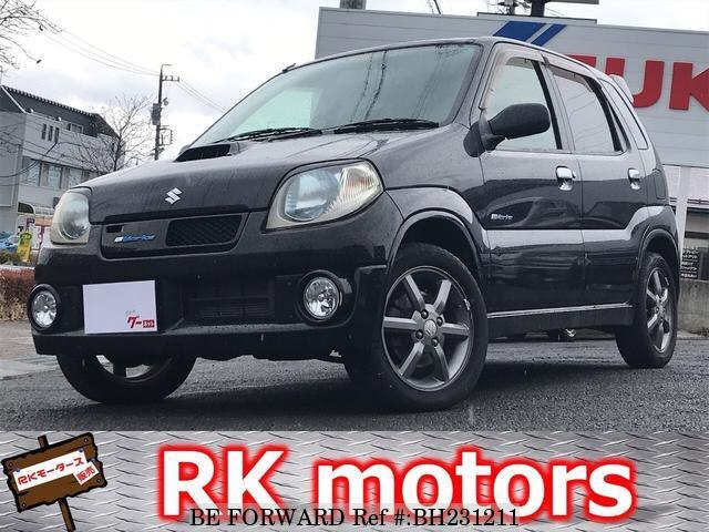 Used 2005 SUZUKI KEI BH231211 for Sale