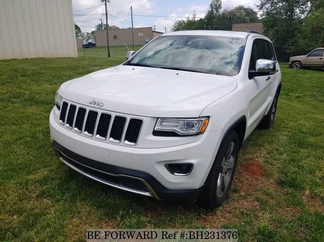 Used 2015 JEEP GRAND CHEROKEE BH231376 for Sale