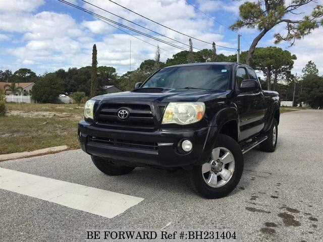 Used 2005 TOYOTA TACOMA BH231404 for Sale