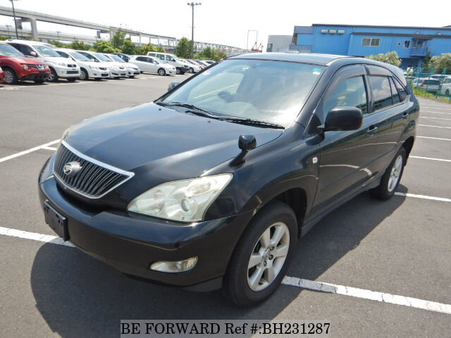 Used 2004 TOYOTA HARRIER BH231287 for Sale