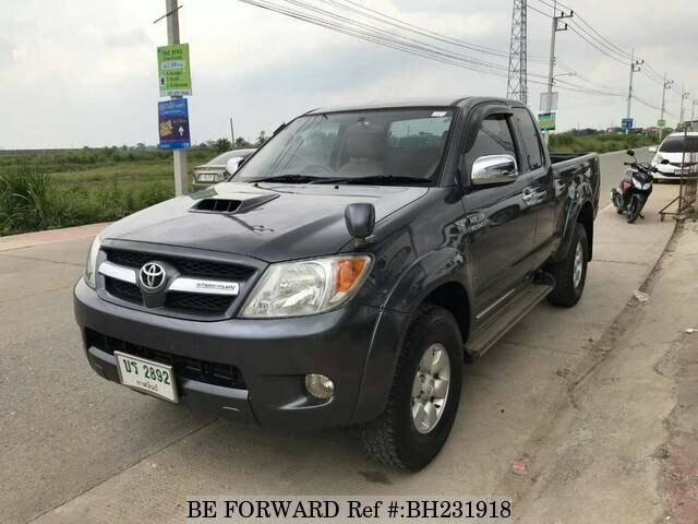 Used 2007 TOYOTA HILUX BH231918 for Sale