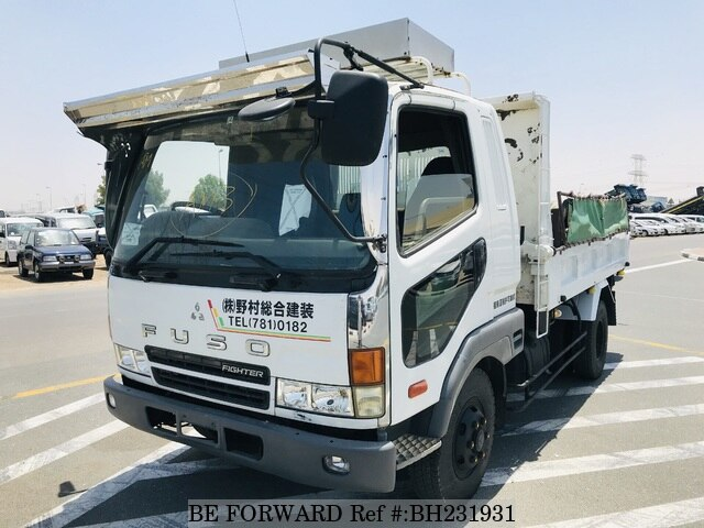Used 2002 MITSUBISHI FIGHTER BH231931 for Sale