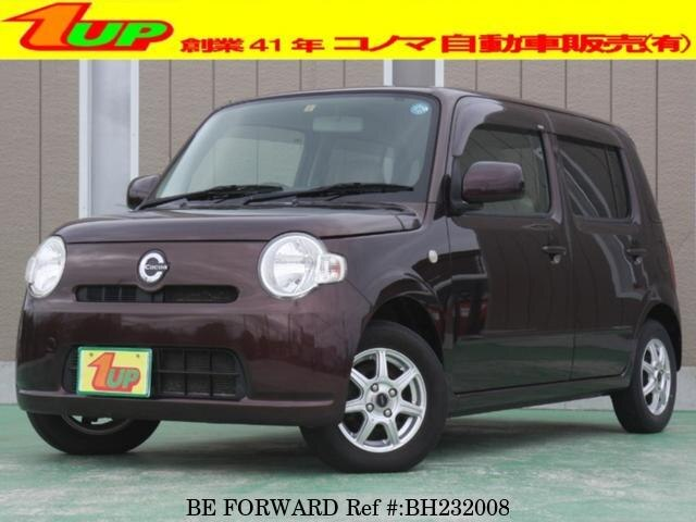 Used 2011 DAIHATSU MIRA COCOA BH232008 for Sale