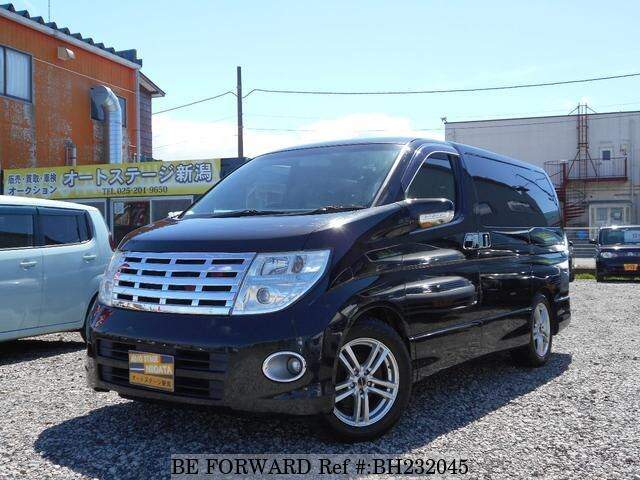 Used 2005 NISSAN ELGRAND BH232045 for Sale