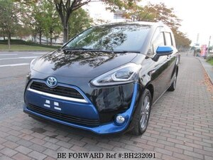 Used 2015 TOYOTA SIENTA BH232091 for Sale