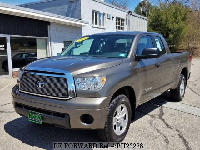 Used 2010 TOYOTA TUNDRA BH232281 for Sale
