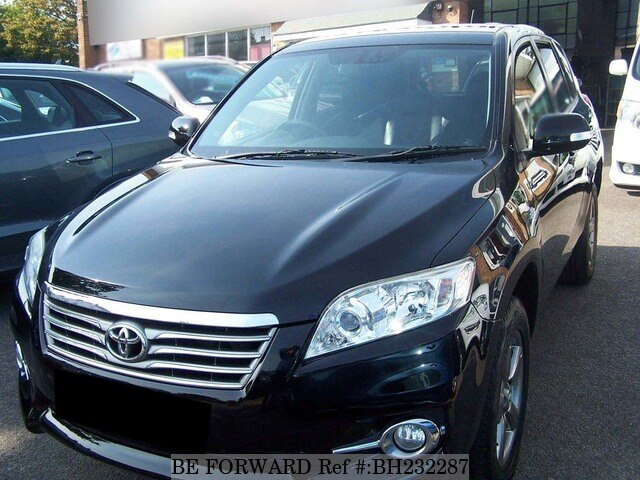 Used 2012 TOYOTA RAV4 BH232287 for Sale