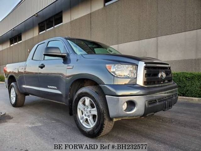 Used 2010 TOYOTA TUNDRA BH232577 for Sale