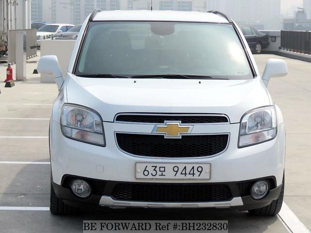 Used 2011 CHEVROLET ORLANDO BH232830 for Sale