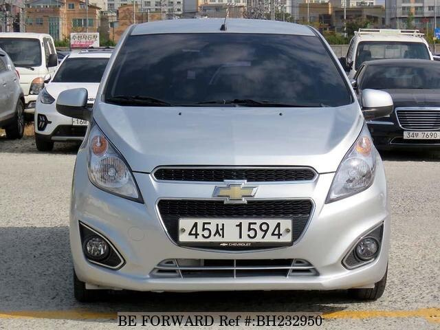Used 2015 CHEVROLET SPARK BH232950 for Sale