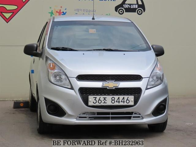 Used 2014 CHEVROLET SPARK BH232963 for Sale