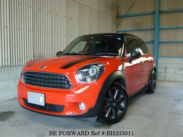 Used 2013 BMW MINI BH233011 for Sale