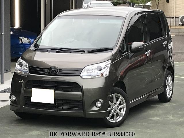 Used 2012 DAIHATSU MOVE CUSTOM BH233060 for Sale
