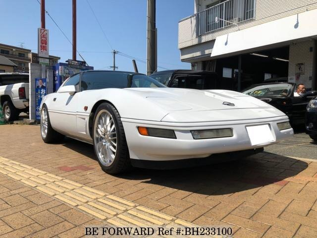 Used 1996 CHEVROLET CORVETTE BH233100 for Sale
