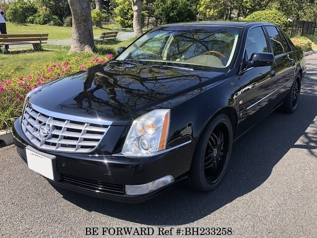 Used 2006 CADILLAC DTS BH233258 for Sale