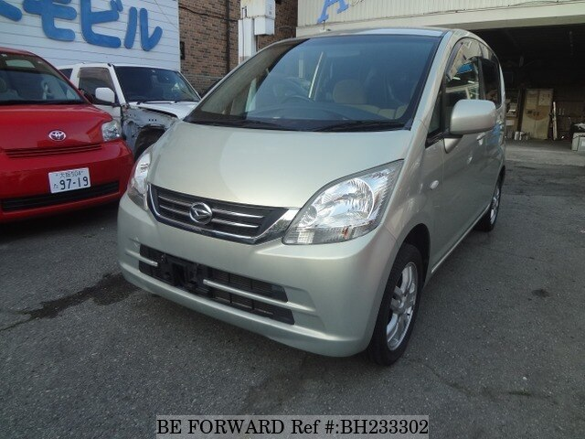 Used 2009 DAIHATSU MOVE BH233302 for Sale