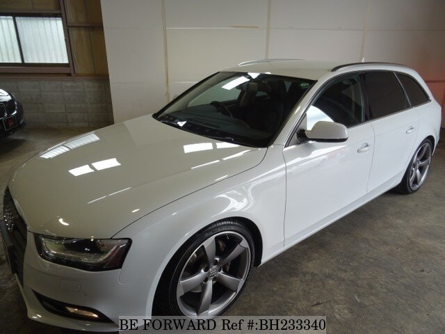 Used 2013 AUDI A4 BH233340 for Sale