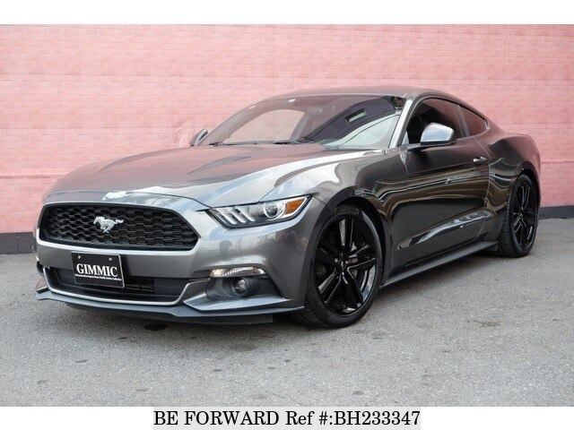 Used 2015 FORD MUSTANG BH233347 for Sale