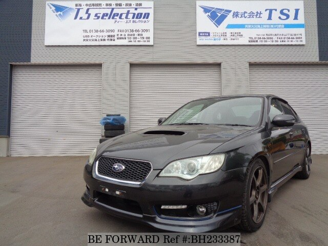 Used 2006 SUBARU LEGACY B4 BH233387 for Sale