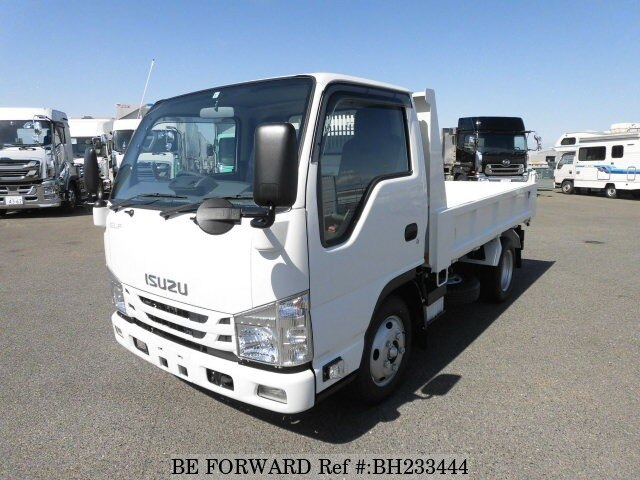 Used 2020 ISUZU ELF TRUCK BH233444 for Sale