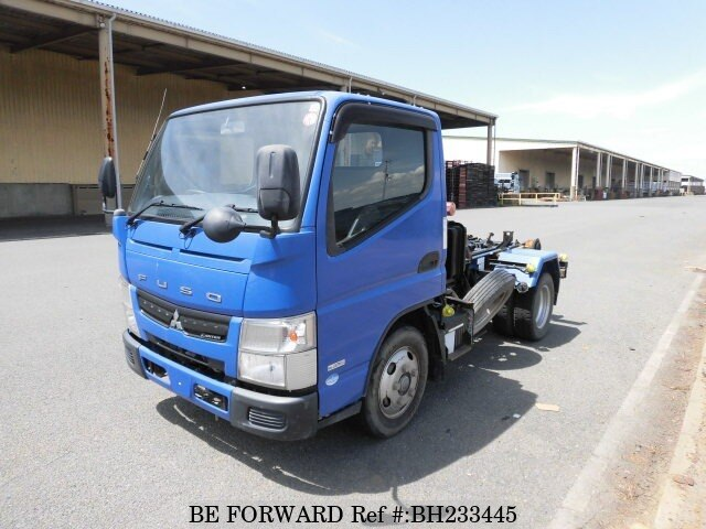 Used 2013 MITSUBISHI FUSO CANTER BH233445 for Sale