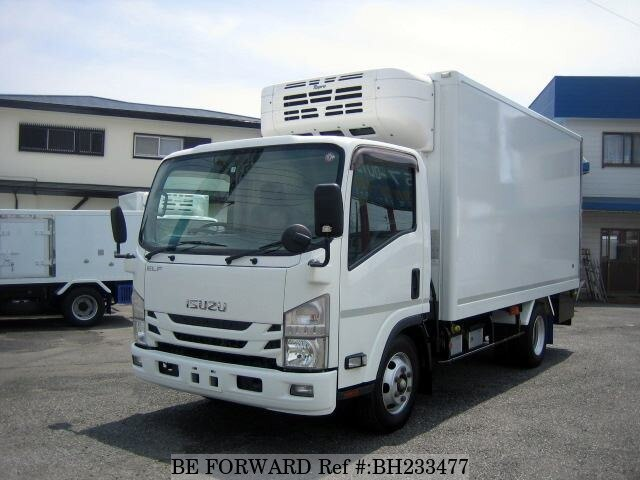 Used 2015 ISUZU ELF TRUCK BH233477 for Sale