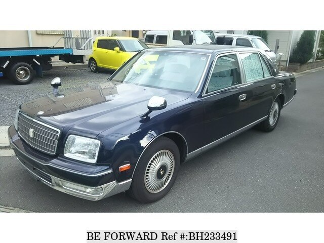 Used 2006 TOYOTA CENTURY BH233491 for Sale