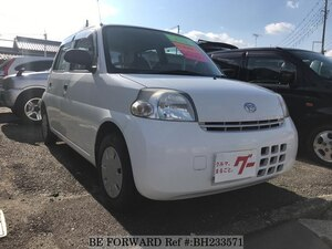 Used 2007 DAIHATSU ESSE BH233571 for Sale