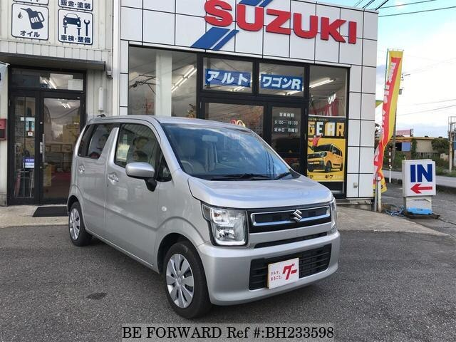 Used 2018 SUZUKI WAGON R BH233598 for Sale