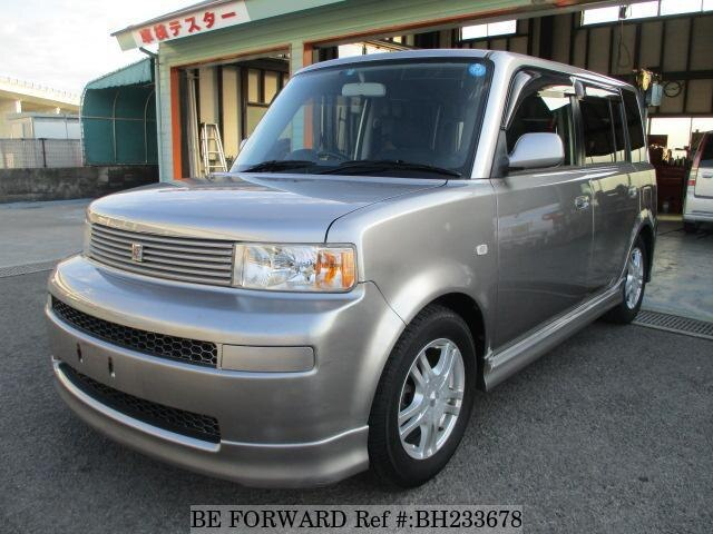 Used 2005 TOYOTA BB BH233678 for Sale
