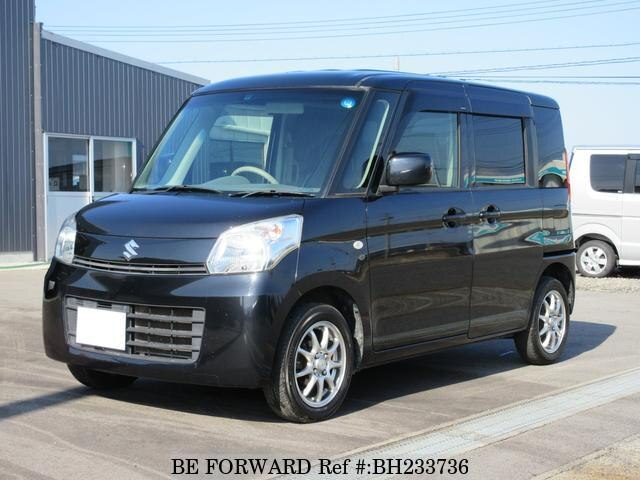 Used 2013 SUZUKI SPACIA BH233736 for Sale